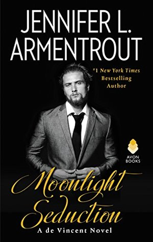 BWW Cover & Chapter Reveal: MOONLIGHT SEDUCTION by #1 New York Times Best Selling Author Jennifer L. Armentrout