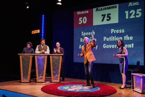 Photo Flash: Thoughtful Drama AMERICAN DREAMS Makes World Premiere in Cleveland