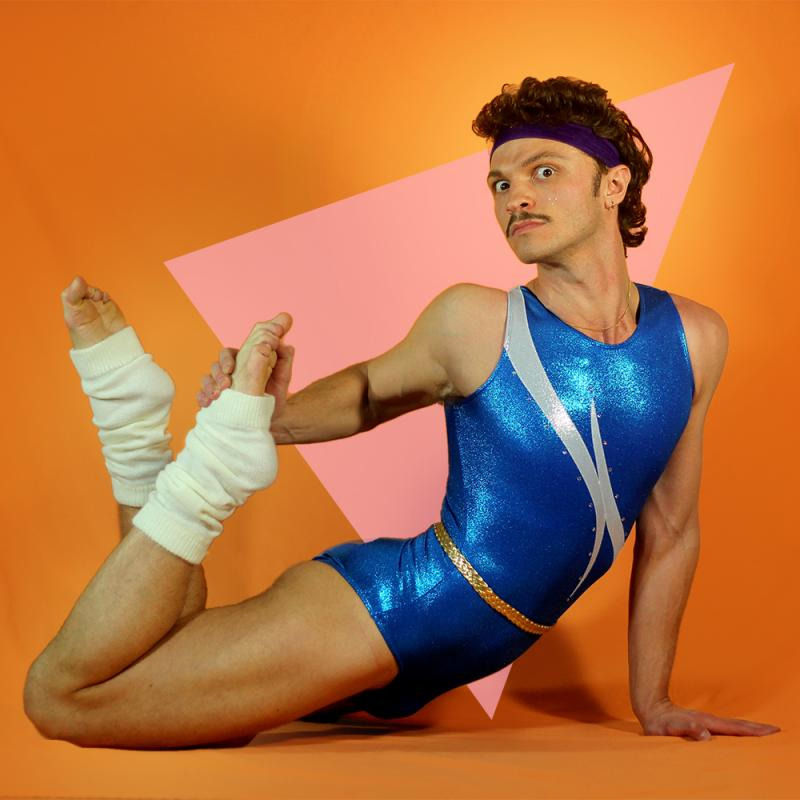 BWW Review: Camp, Catharsis and Calisthenics with Woody Shticks' MANIAC at 18th & Union