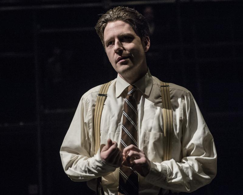 BWW Review: The Origin Of Television Takes Center Stage in THE FARNSWORTH INVENTION at 1st Stage