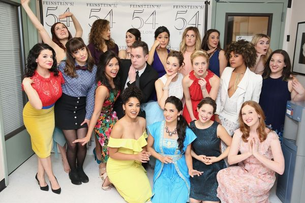 Photo Flash: Laura Osnes, Christy Altomare, Taylor Louderman, and More Get Royal at the Broadway Princess Party