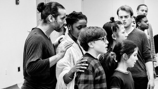 Photo Flash: In Rehearsal with RAGTIME at Axelrod Performing Arts Center
