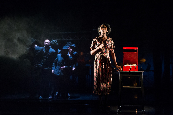 Photo Flash: First Look at Pilot Theatre and York Theatre Royal's BRIGHTON ROCK