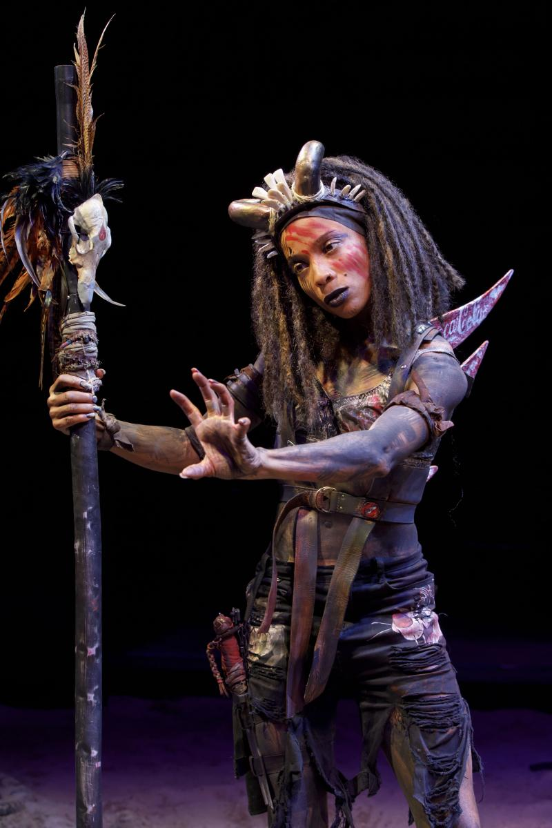 BWW Live Will Chat with ONCE ON THIS ISLAND's Norm Lewis and Tamyra Grey This Friday!