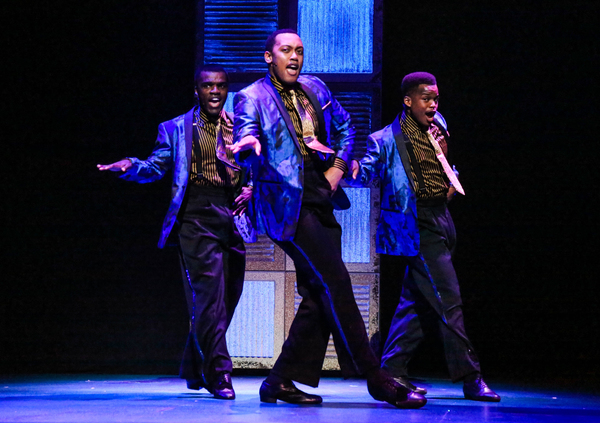 Sharrod Williams, Taylorn Daniels, and Christopher Tipps Photo