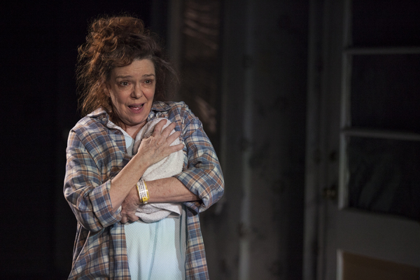 Photo Coverage: First Look at Deirdre O'Connell and Company in TERMINUS