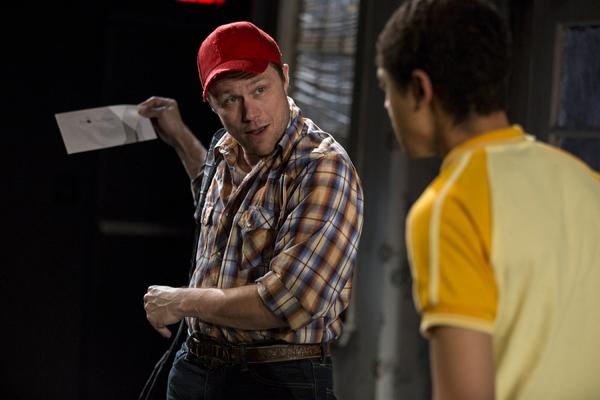 Mat Hostetler as Bones, Reynaldo Piniella as Jaybo