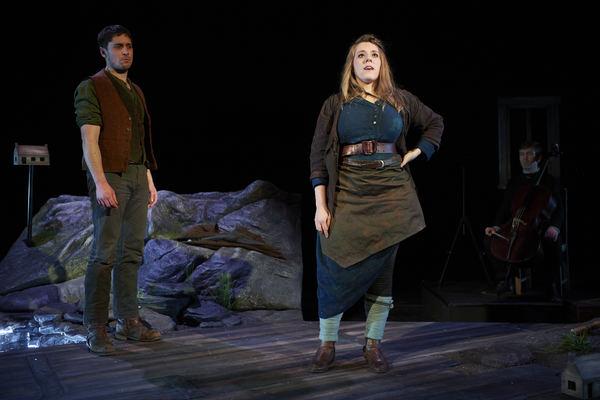 Photo Flash: Eden Court Theatre presents THE RETURN
