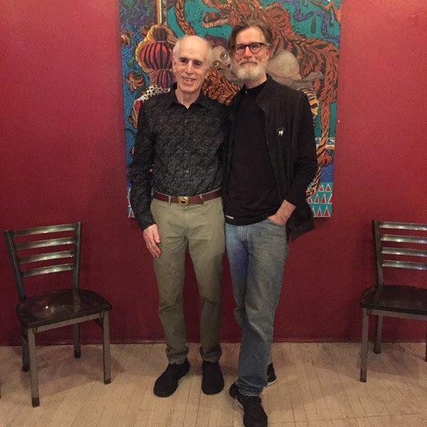 Paul Zimet, Tom Nelis