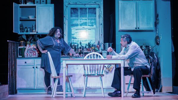Elisa Bocanegra and Al Rodrigo Photo