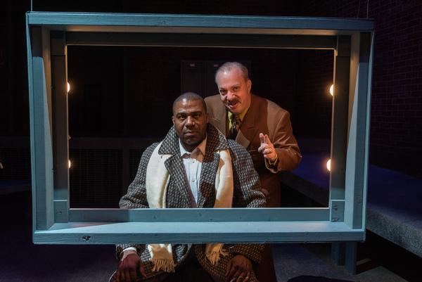 Photo Flash: FETCH CLAY, MAKE MAN at The Ensemble Theatre, Playing Through 2/25