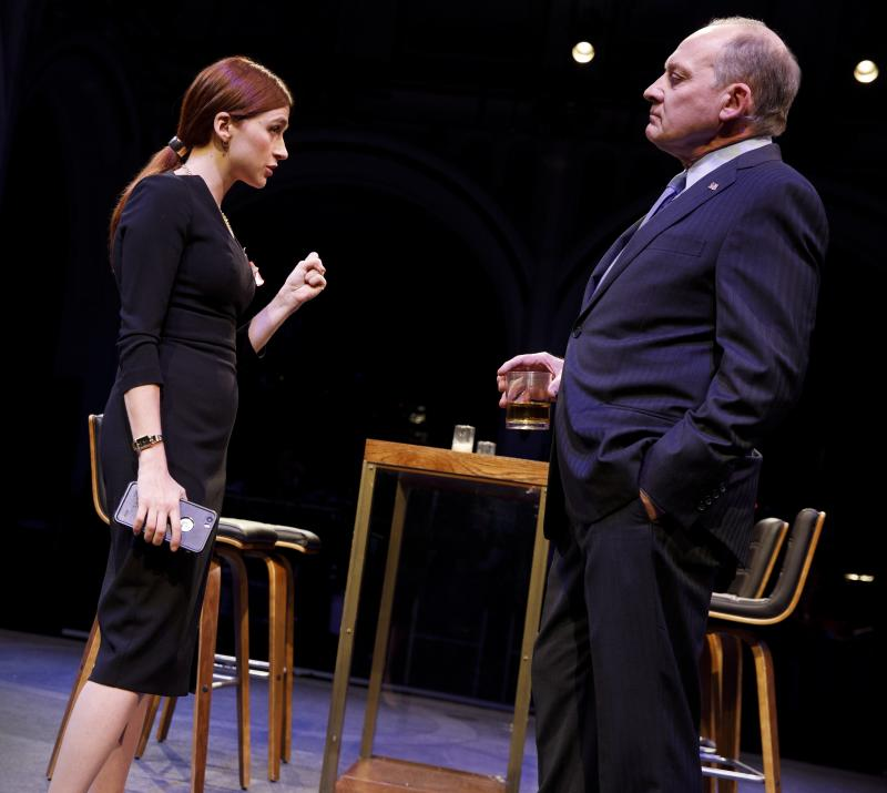 BWW Review: Sarah Burgess' KINGS Explores The Volatile Relationship Between Elected Officials and Lobbyists