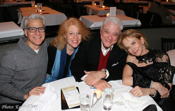 Mark Waldrop, Deb Winer, Rex Reed, Linda Purl