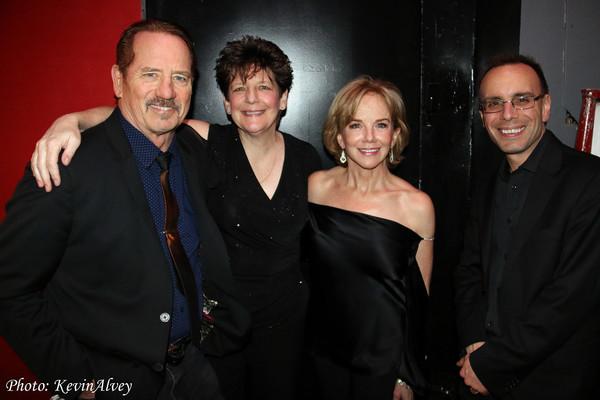 Tom Wopat, Sherrie Maricle, Linda Purl, Tedd Firth