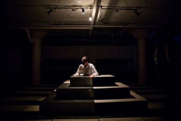 Dillon Medina as Malvolio