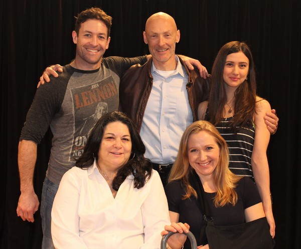 Photo Flash: Ego Actus And LungTree Productions Present TIME STANDS STILL By Donald Margulies