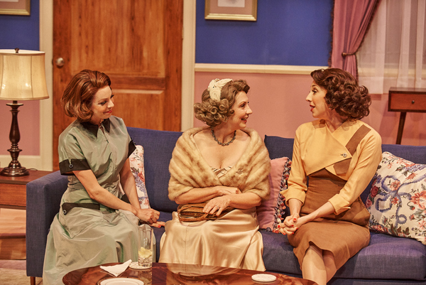 Photo Flash: Top Atlanta Talent Brings Popular Local Playwright's Regional Hit PERFECT ARRANGEMENT Home