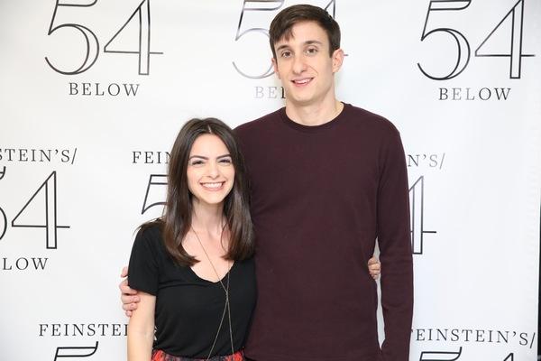 Sara Kapner and RJ Valliancourt