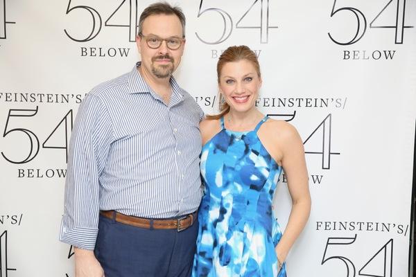 Tad Wilson and Jessica Phillips