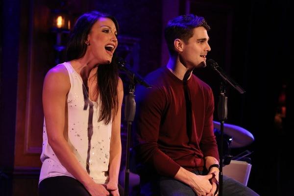 Austin Colby and Caroline Bowman