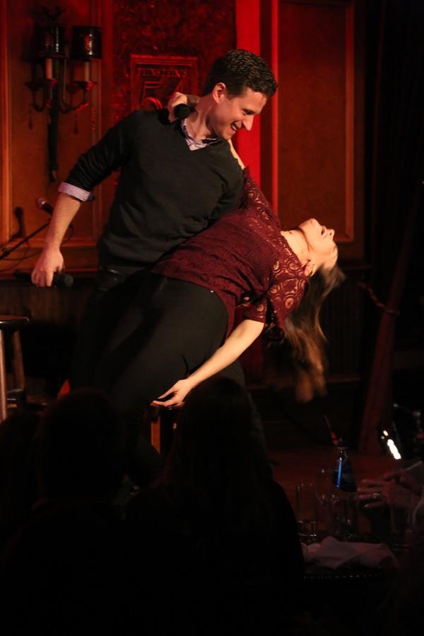 Kara Lindsay and Kevin Massey