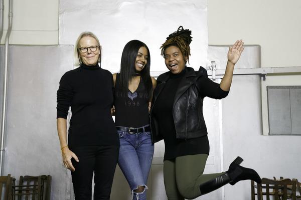 Phyllida Lloyd, Adrienne Warren, Katori Hall