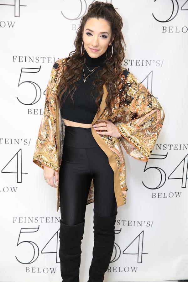 Ashley Loren Photos on BroadwayWorld com
