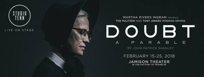 BWW Review: Lowell's Exquisite Performance Reverberates Long After Curtain For Studio Tenn's DOUBT