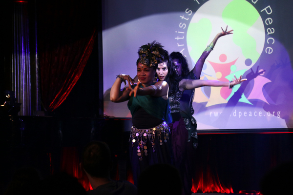 Photo Flash: Broadway Stars Sing Out for Peace at Charity Benefit