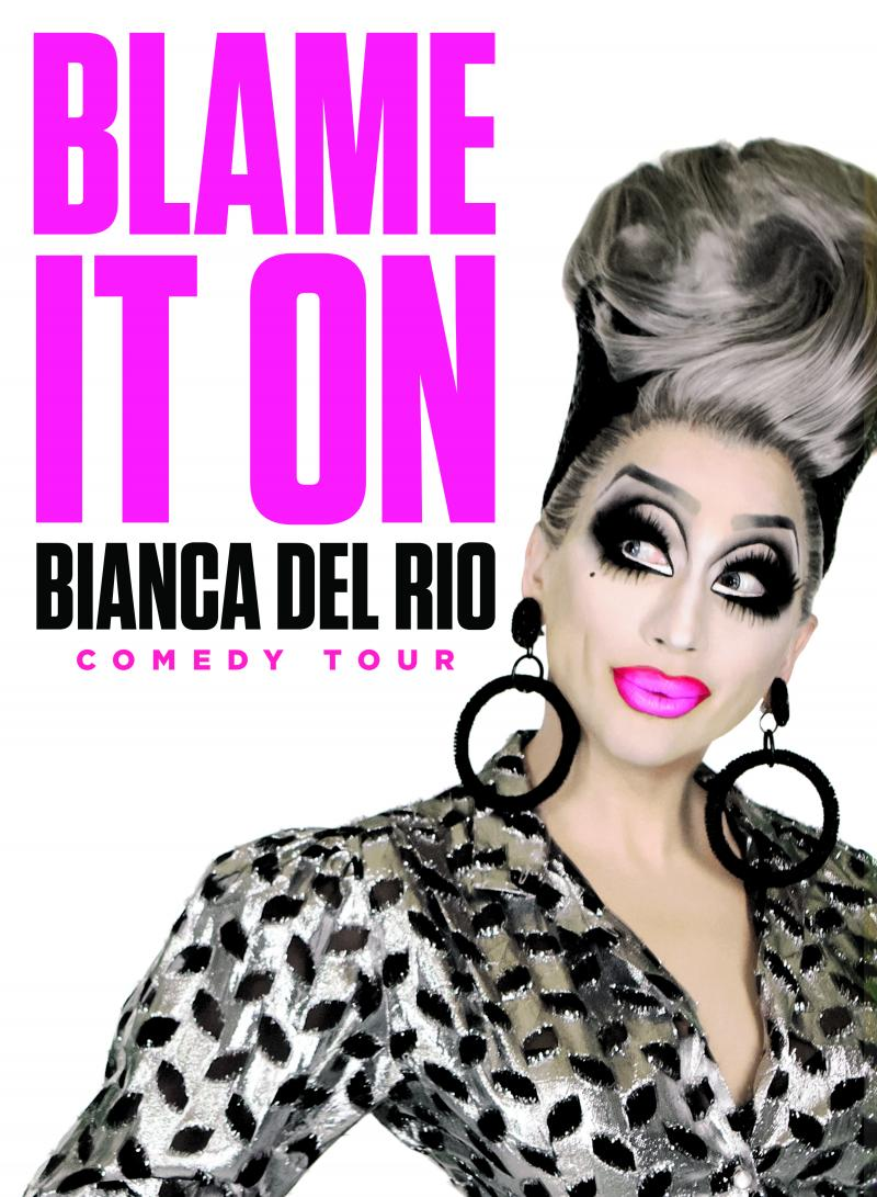 BWW Interviews: BIANCA DEL RIO On Her Book, HURRICANE BIANCA 2, And Returning to the Stage