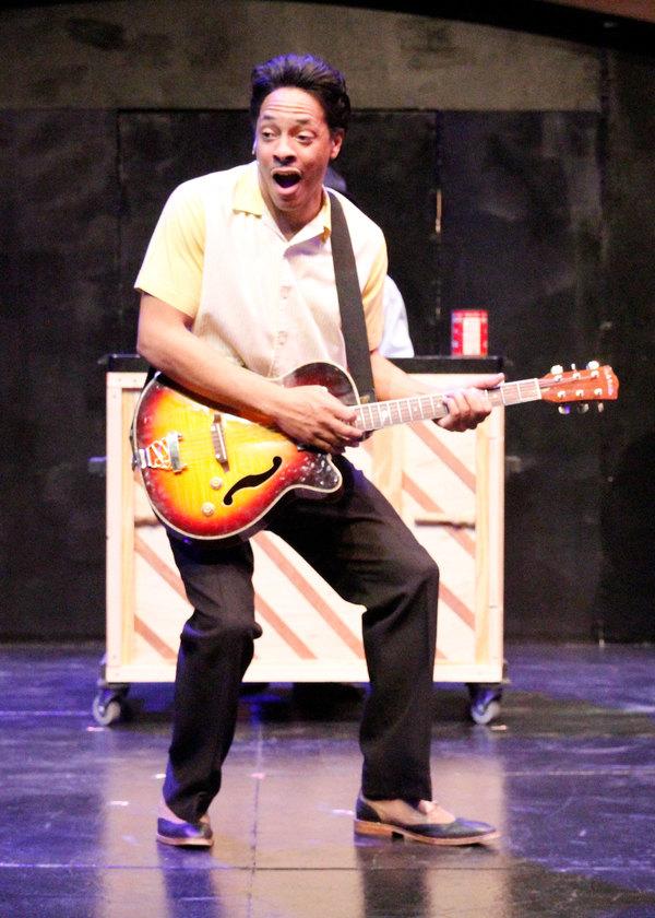 Photos: First Look at Black Ensemble's HAIL, HAIL, CHUCK: A Tribute to Chuck Berry