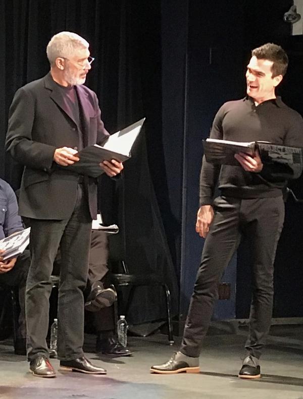 Peter Francis James, Dan Domingues