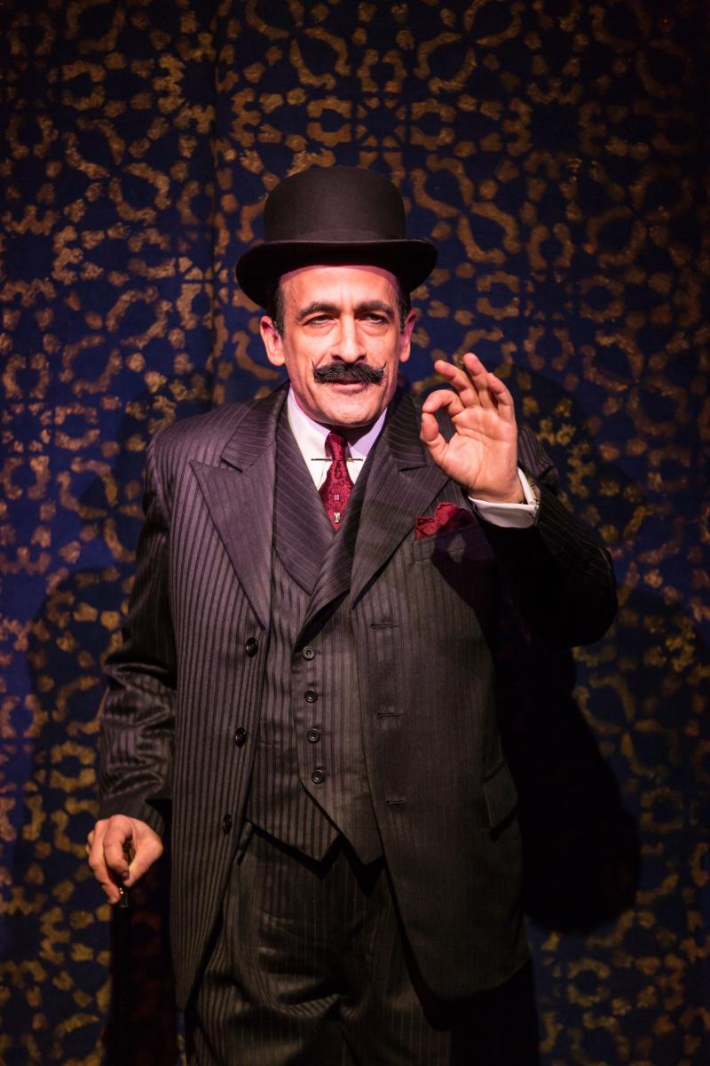 BWW Review: MURDER ON THE ORIENT EXPRESS at Hartford Stage
