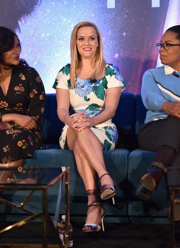 Mindy Kaling; Reese Witherspoon; Oprah Winfrey