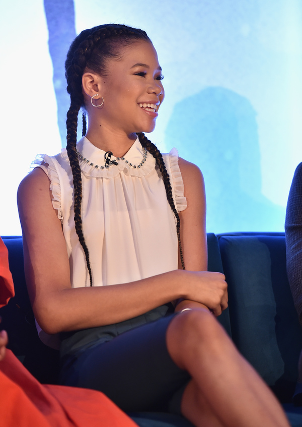 Photos: Disney's A WRINKLE IN TIME Cast and Crew Hold Press Conference
