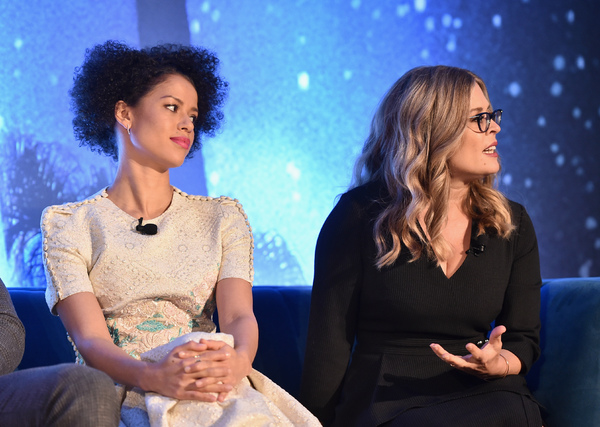 Gugu Mbatha-Raw; Jennifer Lee  Photo
