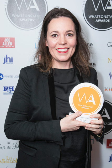 A Varied WhatsOnStage Awards Celebrate The West End's Breadth
