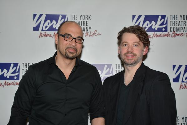 George Farmer (Bass) and David Hancock Turner (Musical Director)