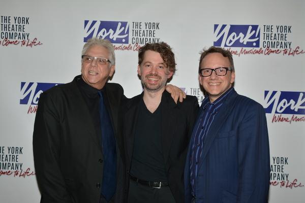 Stuart Ross, David Hancock Turner and Jason Buell