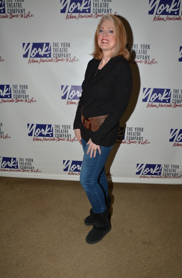 Photo Coverage: The York Theatre Musicals in Mufti Series Presents-SUBWAYS ARE FOR SLEEPING