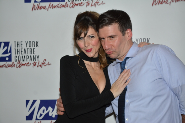 Gina Milo and David Josefsberg Photo