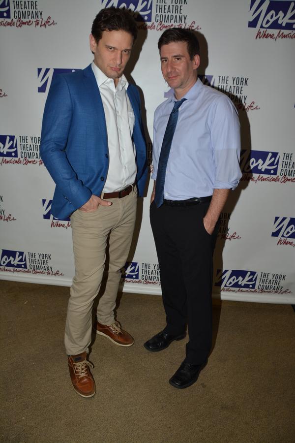 Eric William Morris and David Josefsberg Photo