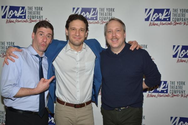 David Josefsberg, Eric William Morris and Kilty Reidy Photo