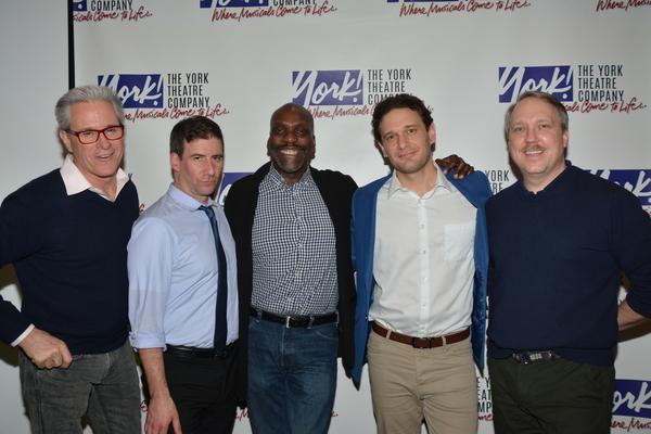 David Engel, David Josefsberg, Gerry McIntyre, Eric William Morris and Kilty Reidy