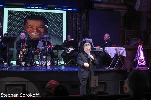 Photo Coverage: Little Anthony Presented With Lifetime Achievement Award By The Footlighters Club