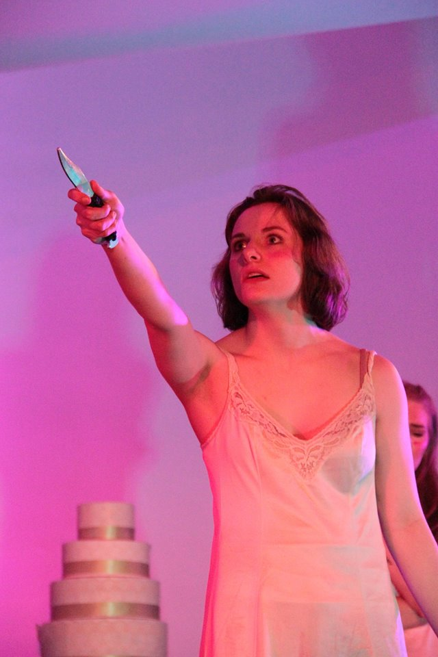 BWW Review: BIG LOVE, A PLAY, or 50 Brides for 50 Brothers