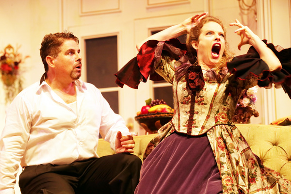 Photo Flash: GET Brings Ken Ludwig's Hilarious COMEDY OF TENORS to the Stage