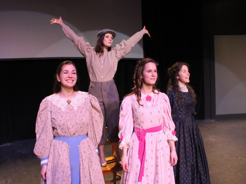 Wilson Directs LITTLE WOMEN – THE BROADWAY MUSICAL for Hendersonville's Actors Point Theatre Company