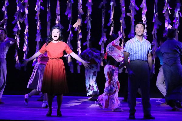 Elena Wang and Ethan Le Phong