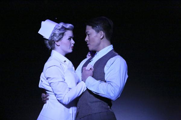 Natalie Holt MacDonald and Ethan Le Phong
